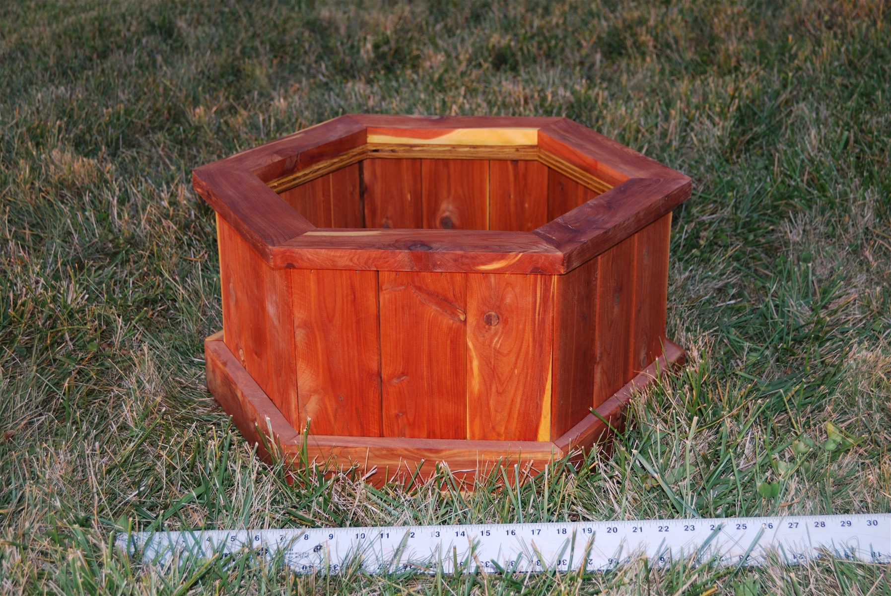 Medium Hexagonal Planter