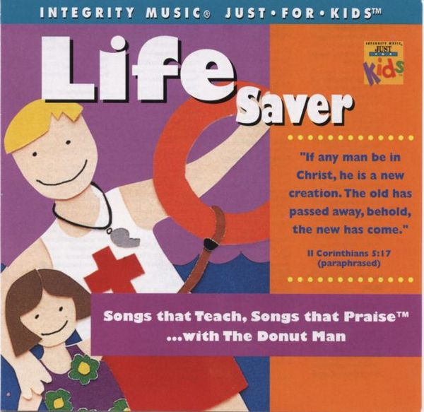 jesus is a lifesaver song for kids | just b.CAUSE